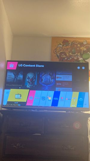 LG smart tv for Sale in Mesa, AZ