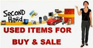 We buy and sale used items for Sale in Pembroke Pines, FL