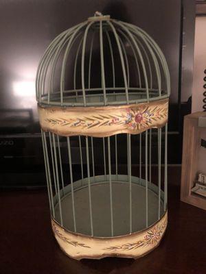 Decorative Bird Cage for Sale in Palm Harbor, FL