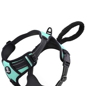 VavoPaw Dog Vest Harness, No Pull Design Pet Soft Padded Reflective Leash Chest Harness with Adjustable Strap for Various Sizes Dogs, Easy to Control for Sale in Westley, CA