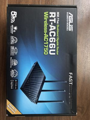 ASUS RT-AC66U Router for Sale in Seattle, WA