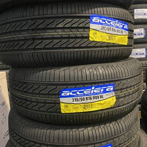 215/60R16 Accelera for Sale in Las Vegas, NV