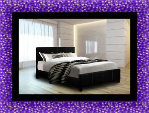 Twin platform bed with mattress for Sale in Chillum, MD