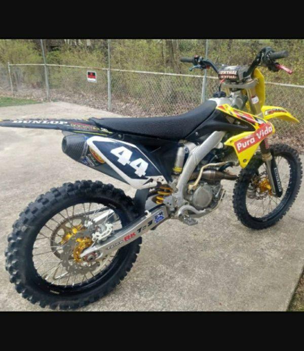 "Suzuki 250 RMZ fuel injected ""Big Bore Kit"" excellent condition"