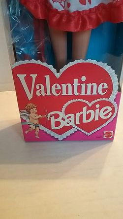 Special Edition Valentine Barbie Doll 1994 New Unopened for Sale in Warwick,  RI