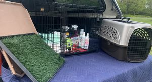 EVERYTHING NEEDED FOR YOUR NEW PUPPY for Sale in Middleburg, PA