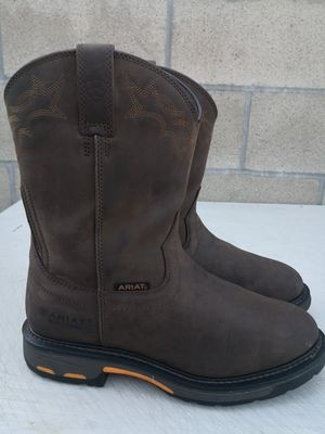 Ariat Soft toe boots size 8.5D for Sale in Riverside, CA