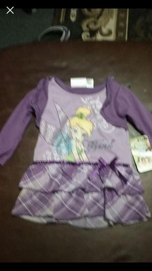 Tinkerbell dress 18 months bnwt for Sale in Dundalk, MD