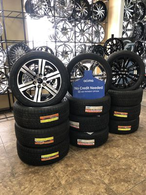 "22"" and 24"" GM REPLICA WHEELS 6 LUG FITS TAHOE SILVERADO YUKON ESCALADE for Sale in Warren, MI"