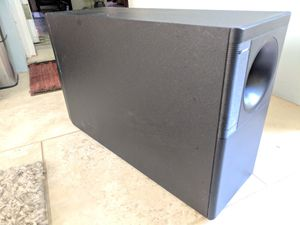 Bose Acoustimass 10 series I SUBWOOFER for Sale in St. Louis, MO