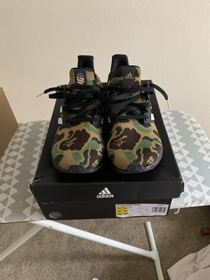 Adidas Bape ultra boost size 11 for Sale in Aloma, FL