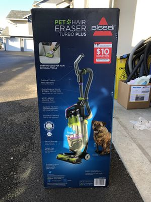 BISSELL Pet Hair Eraser® Turbo Plus vacuum for Sale in Portland, OR