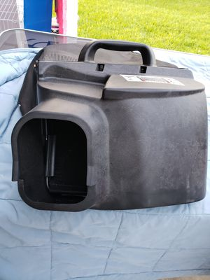 Lawn mower bag, like new! for Sale in Kissimmee, FL