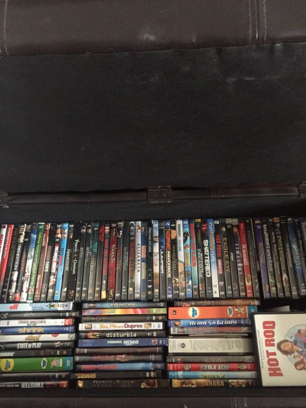 DVD's Entire Collection