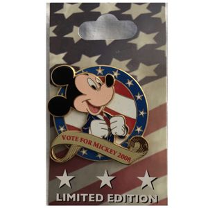 Disneyland Vote for Mickey Mouse disney pin - LE 2000 for Sale in Santa Ana, CA