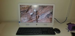 HP all-in-one Computer for Sale in Baytown, TX