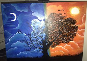 Tree Painting for Sale in Chicago, IL