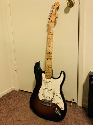 Fender Standard Stratocaster Electric Guitar for Sale in Santa Clara, CA