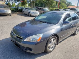 2007 Honda Accord Hybrid for Sale in Lilburn, GA