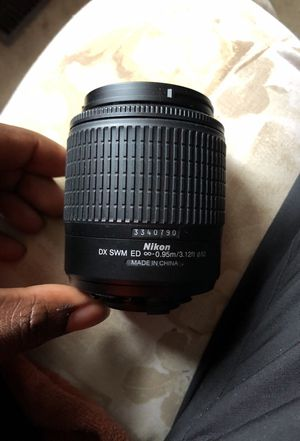 Nikon Camera Lens (BRAND NEW) for Sale in Bowie, MD