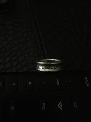 Tiffany and CO ring for Sale in Warren, MI
