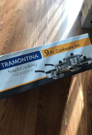 Tramontina Cookware Set for Sale in Woodbridge, VA