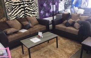 El Rio furniture finance available down payment $39 1456 belt line rd suite 121 Garland tx 75044 Open from 9:30-8:30 for Sale in Richardson, TX