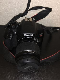 Canon EOS Rebel T6 for Sale in Bedford,  TX