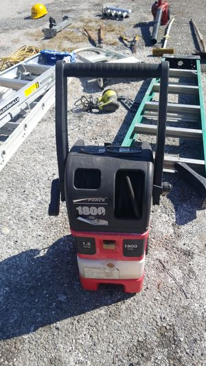 Pressure washer 125.00 for Sale in Tampa, FL