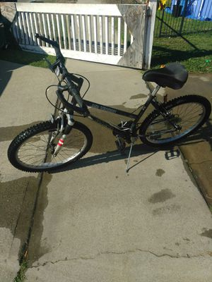"24"" black step through mountain bike 75$ for Sale in Westminster, CA"
