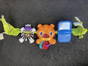 Bright Starts Car seat Toybar for Sale in Phoenixville, PA