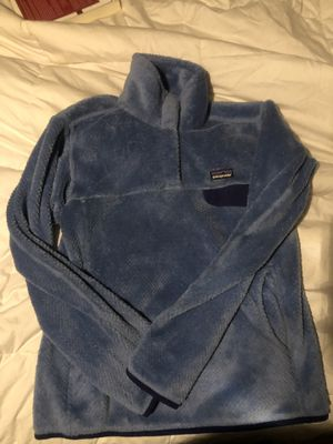 Patagonia fleece pull over! for Sale in Garland, TX