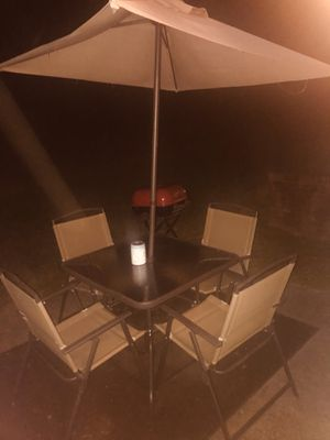 Patio set - 6 piece for Sale in Lithonia, GA