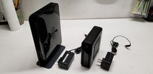 Cable Modem & Router for Sale in Lake Stevens, WA