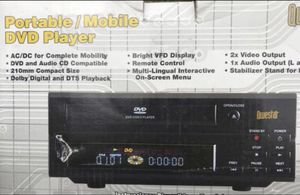 Portable/Mobile DVD Player for Sale in Tacoma, WA