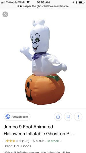 Halloween inflatable for Sale in Campbell, CA