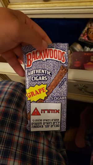 Authentic fresh Grape 🍇 Backwoods 🆕️ for Sale in Beverly Hills, CA