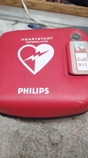PhillipsHeartstart difibrillator for Sale in Aurora, CO