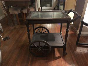 Antique Tea Cart for Sale in Fresno, CA