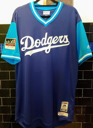 Weekend players Cody Bellinger Los Angeles Dodgers MLB authentic baseball jersey. MAKE ME A REASONABLE OFFER. ( NOT FREE ) for Sale in Downey, CA