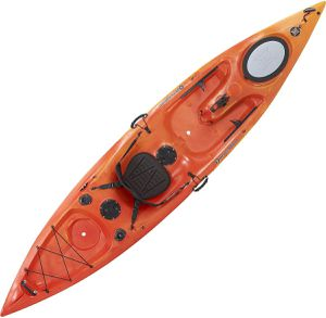 Perception Caster 12.5 Fishing Kayak for Sale in Pittsburgh, PA