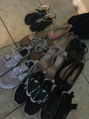 Women shoes and Sandals and heels for Sale in Avondale, AZ