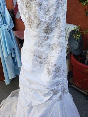 David's Bridal wedding dress size 8 for Sale in Bellflower, CA
