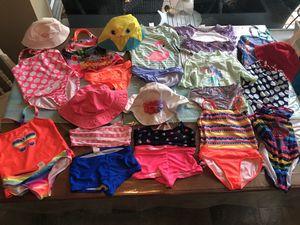Girls Swim Wear/Beach cover ups Size 7/8 Medium for Sale in Odessa, FL