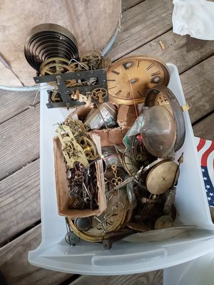 Antique clock parts for Sale in Homosassa Springs, FL