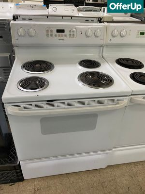 🚚💨White Hot Point Electric Stove Oven Coil Top #1102🚚💨 for Sale in Orlando, FL