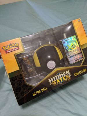 Pokemon Hidden Fates Ultra Ball Collection for Sale in Huntington Park, CA