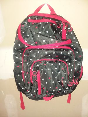 MAKE AN OFFER - embark Jartop Elite Black With Red/White Polka Dots Laptop Backpack - New Without Tags for Sale in Los Angeles, CA