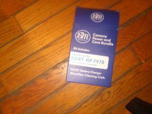 Sony 4k hand ycam 16.6 mega pixels still image recording XAVC S WiFi for Sale in Larksville, PA