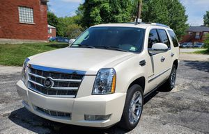 2008 CADILLAC ESCALADE PLATINUM for Sale in Florence, KY